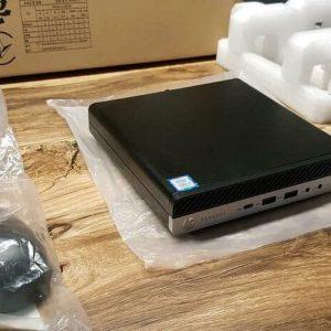 مینی کیسHP ProDesk 600 G5 Desktop mini اپن باکس