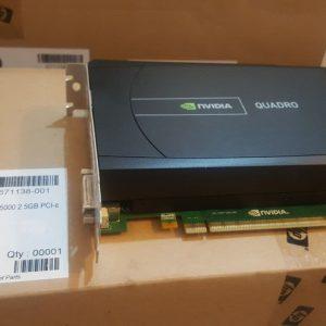 کارت گرافیک آکبند رندرینگ Nvidia Quadro 5000 2.5GB