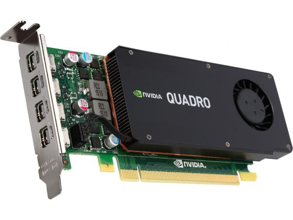 کارت گرافیکNvidia Quadro k2100 4GB DDR5 استوک