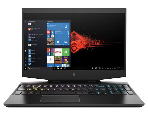 لپ تاپ گیمینگ اچ پی HP OMEN 15-DH1070WM اپن باکس