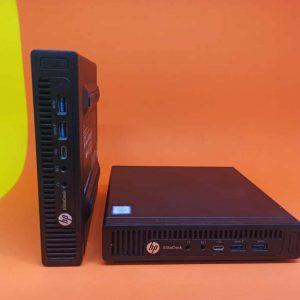 مینی کیس اچ پی HP Elitedesk 800 G2 Desktop mini