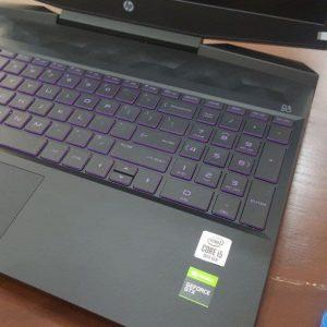 لپ تاپ HP Pavilion Gamingاپن باکس
