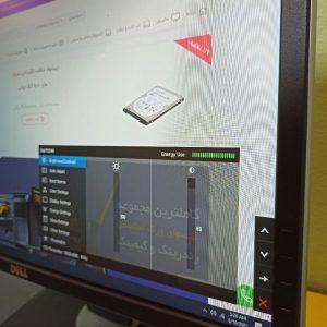 مانیتور ۲۲ اینچ IPS دل Dell P2214h استوک