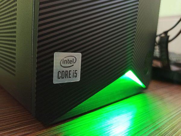 کیس اچ پی گیمینگ HP Gaming Desktop tg01 آکبند