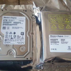 هارد ۴ ترابایت آکبند وستر دیجیتال  Western Digital UltraStar 4TB
