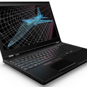 لپتاپ ورک استیشن رندرینگ لنوو Lenovo ThinkPad P50