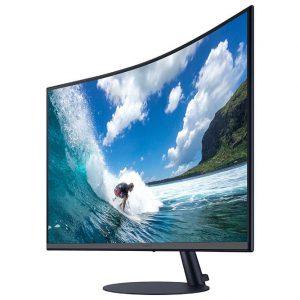 مانیتور ۲۷ اینچ خمیده آکبند Samsung LC27T550