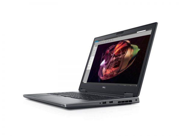 لپ تاپ رندرینگ دل Dell Workstation 7730 استوک
